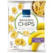 EDEKA Bananenchips, frittiert, gezuckert 200 g