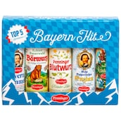 Penninger Bayern-Hit Miniaturen 30 - 50 % vol. 5 x 0,4 l