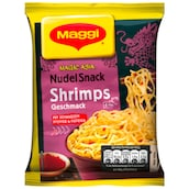 Maggi Magic Asia Nudel Snack Shrimps Geschmack 62 g