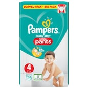 Pampers Baby Dry Nappy Pants Gr. 4 2 x 29 Stück
