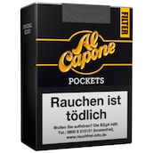 Al Capone Pockets Original Blend Filter 18 Stück