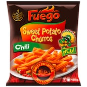 Fuego Sweet Potato Churros Chili 450 g