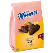 Manner Orangen Herzen 300 g