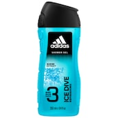adidas Ice Dive 3in1 Shower Gel 250 ml