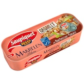 Saupiquet Makrelen Filets mit Barbecue-Sauce 120 g