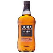 JURA Single Malt Scotch Whiskey 10 Years 40 % vol. 0,7 l