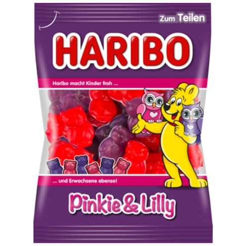 HARIBO Pinkie & Lilly 200 g
