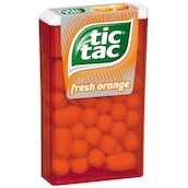 Ferrero tic tac fresh orange