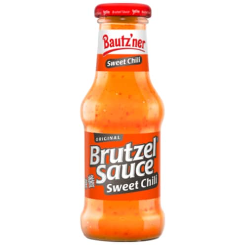 Bautz'ner Brutzelsauce Sweet Chili 250 ml