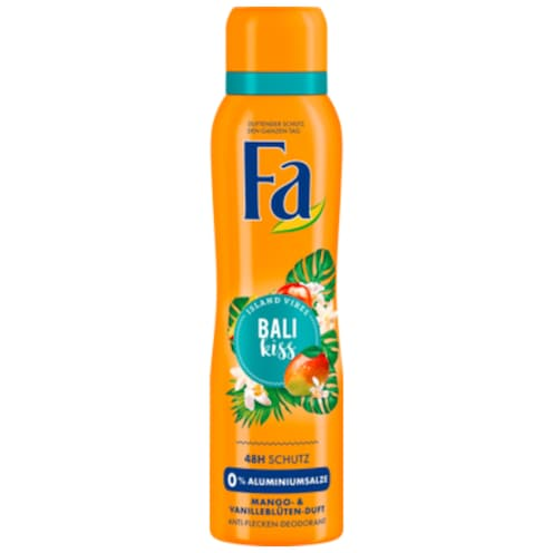 Fa Deospray Island Vibes Bali Kiss 150 ml