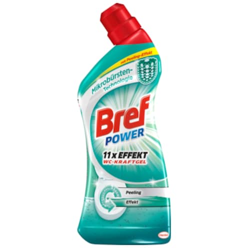 Bref Power WC-KraftGel 11x Effekt Mikrobürste 1 l