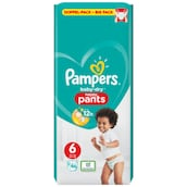 Pampers Baby-dry nappy pants Gr.6 2 x 23 Stück