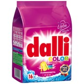 dalli Color Plus Colorwaschmittel Pulver 16 Waschladungen