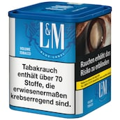 L&M Volume Tobacco Blue 70 g