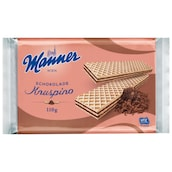 Manner Knuspino Schoko 110 g