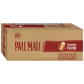 Pall Mall Authentic Red Xtra Hülsen 200 Stück