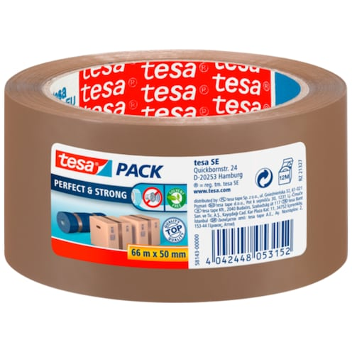 tesa Pack Perfect & Strong