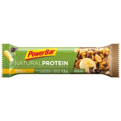 PowerBar Natural Protein Banana Chocolate