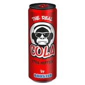 The Real Cola by Booster The Real Cola by Booster