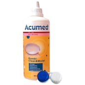 Acumed Kombi-Clean & Moist 380 ml