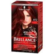 Brillance Intensiv Color Creme 872 Intensivrot 165 ml