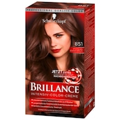 Brillance Intensiv Color Creme 851 Mystisches Schoko-Braun 143 ml