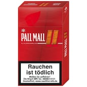 Pall Mall XL Cigarillos Full Flavour