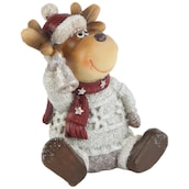 JES COLLECTION Weihnachts-Figur Elch Rudolph