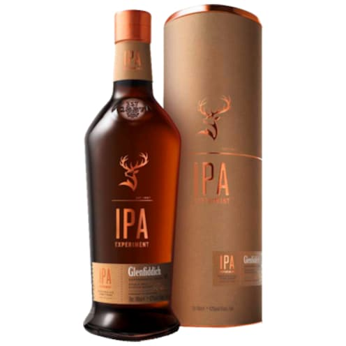 Glenfiddich IPA Experiment 43 % vol. 0,7 l