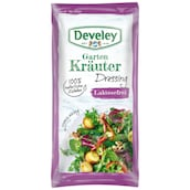 Develey Gartenkräuter Dressing Laktosefrei 75 ml