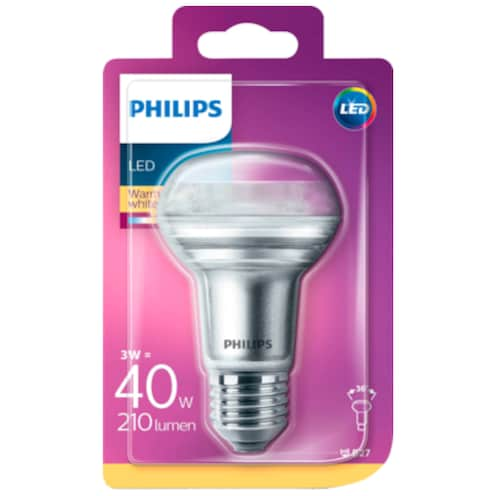 Philips LED Reflektor 3 W (40 W), E27