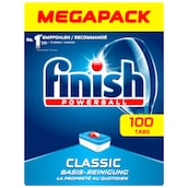 finish Powerball Classic Megapack 100 Tabs