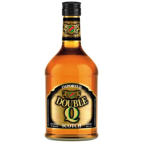 Double Q Scotch 40 % vol. 0,7 l