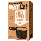 Oatly Bio Hafer Cuisine 250 ml