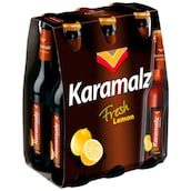 Karamalz Fresh Lemon - 6-Pack 6 x 0,33 l
