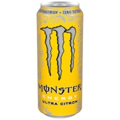 Monster Ultra Citron 0,5 l