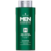Schwarzkopf MEN Shampoo Cool Menthol + Non-Stop Fresh 250 ml