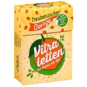 Vitraletten Traubenzucker Orange 50 g