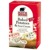 Block House Baked Potatoes 650 g