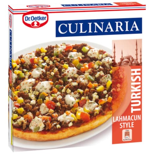 Dr.Oetker Culinaria Turkish Lahmacun Style 400 g