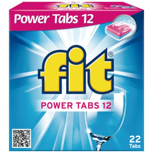 fit Power Tabs 12 22 Tabs
