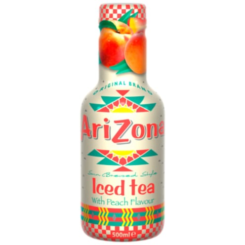AriZona Iced Tea Peach 0,5 l