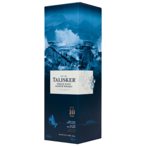 Talisker Isle of Skye Malt Scotch Whisky 45,8 % vol. 0,7 l