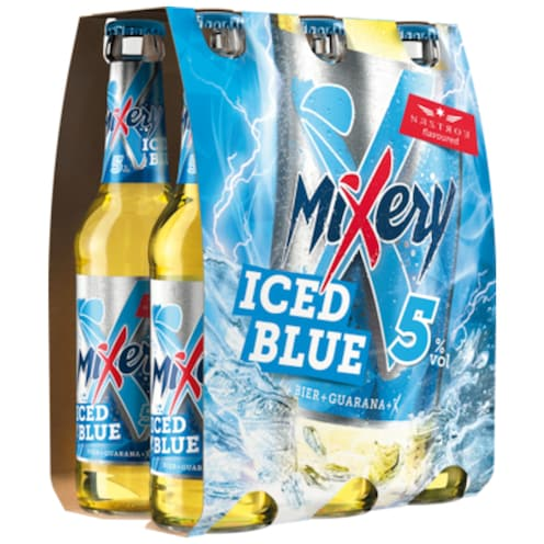 MIXery Iced Blue - 6-Pack 6 x 0,33 l