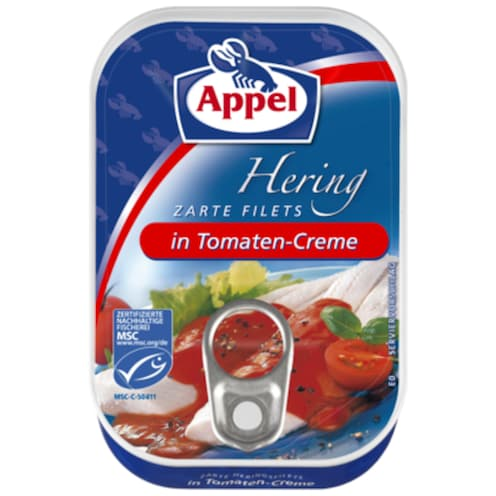 Appel Hering in Tomaten-Creme 100 g