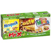 Nestlé Mix Cerealien Mini Packs 6 Stück