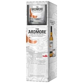 The Ardmore Legacy 40 % vol. 0,7 l + 4 Whiskysteine