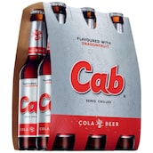 Cab Cola & Beer - 6-Pack 6 x 0,33 l