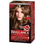 Schwarzkopf Brillance Intensiv Color Creme 864 Rehbraun 143 ml