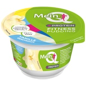 MeinQ Fitness-Pudding Vanille 150 g